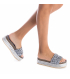 Microfiber Ladies Sandals
